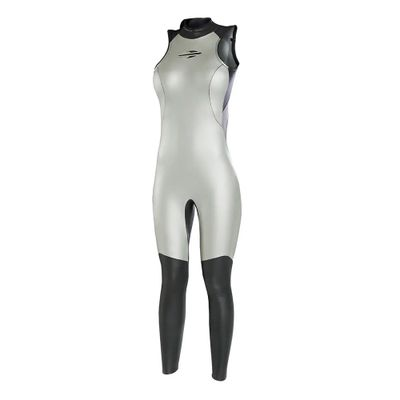 2072-ld-sports-Long-John-Mormaii-Cavado-3.1mm-Triathlon-Feminino-Preto-Cinza-frente