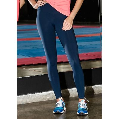 Legging-lisa-supplex-Just-Fit-Feminino-Azul-Marinho-GG