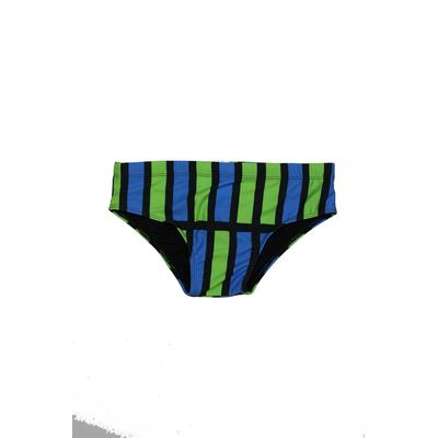 Sunga-Standard-Green-Ice-Nixie-Swim-Azul-Verde-M