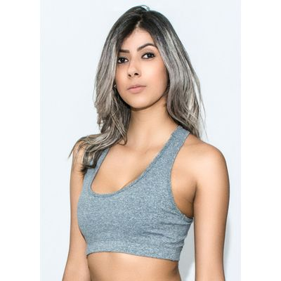 Top-Nadador-Just-Fit-Feminino-Cinza-G