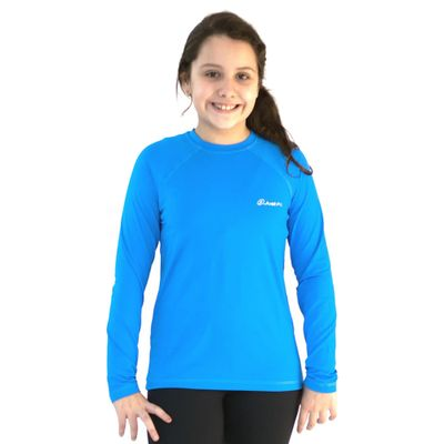 Camiseta-UV-Protection-Just-Fit-Infantil-Manga-Longa-Raglan-Azul-1