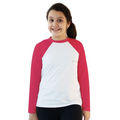 Camiseta-UV-Protection-Just-Fit-Infantil-Manga-Longa-Raglan-Branco-Frutily-1