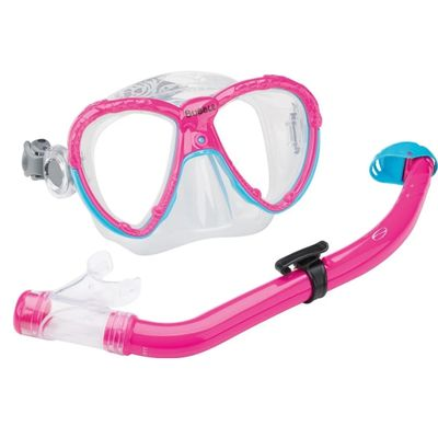 Kit-Mascara-e-Snorkel-Bubble-Kids-Seasub-RosaFoto1